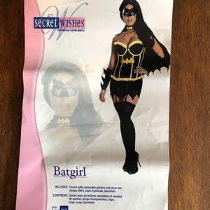 Batgirl Halloween costume